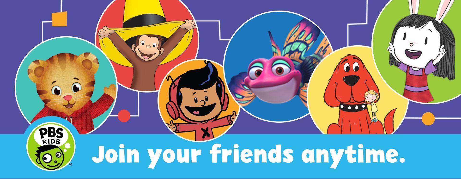 Watch Nine PBS KIDS