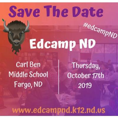 Edcamp ND October 2019