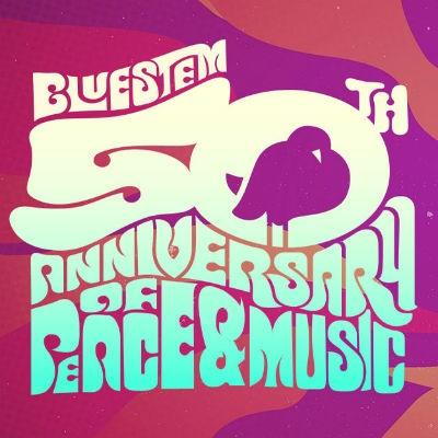 Bluestem 50th Anniversary of Peace & Music