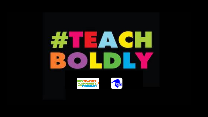 #TEACHBOLDLY