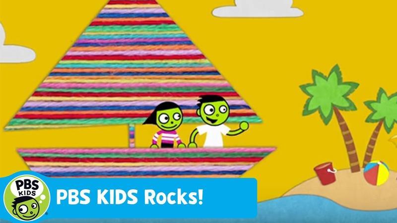 PBS Kids Rocks!