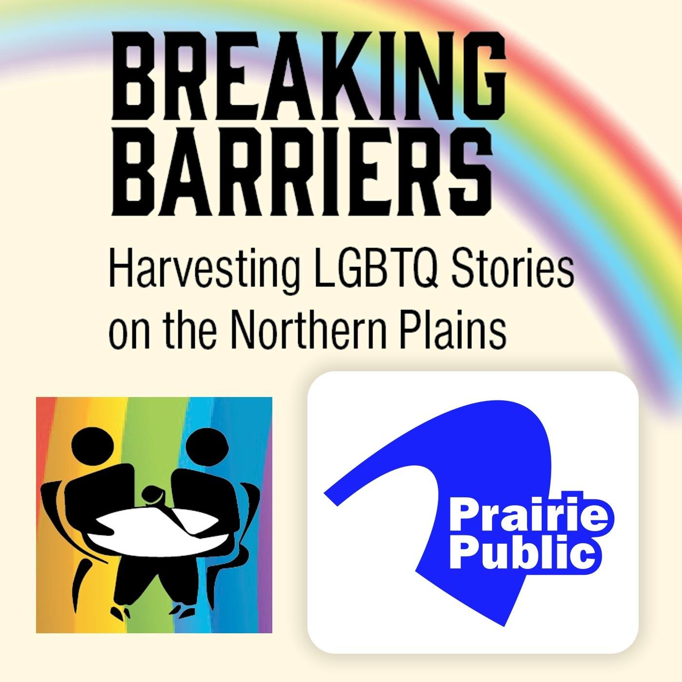 Breaking Barriers Podcast Artwork