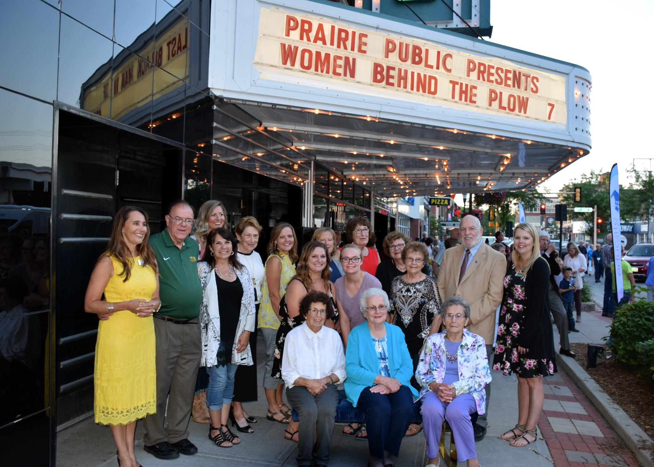 Women Behind The Plow - Fargo Theatre Premiere