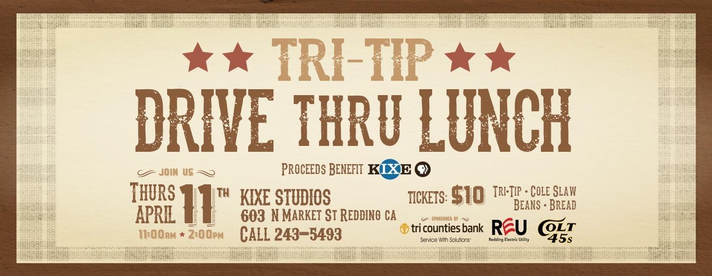Drive Thru Tri Tip BBQ