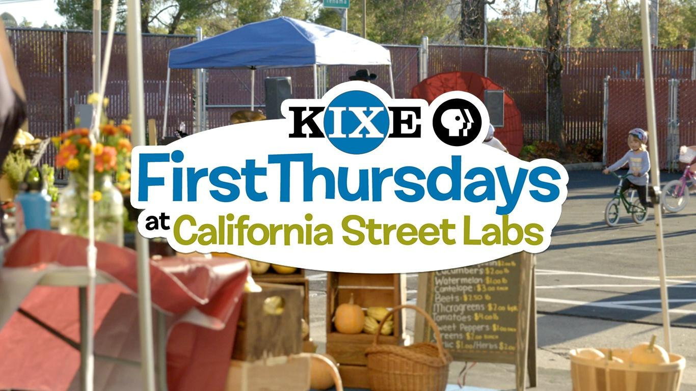 First Thursdays at California Street Labs