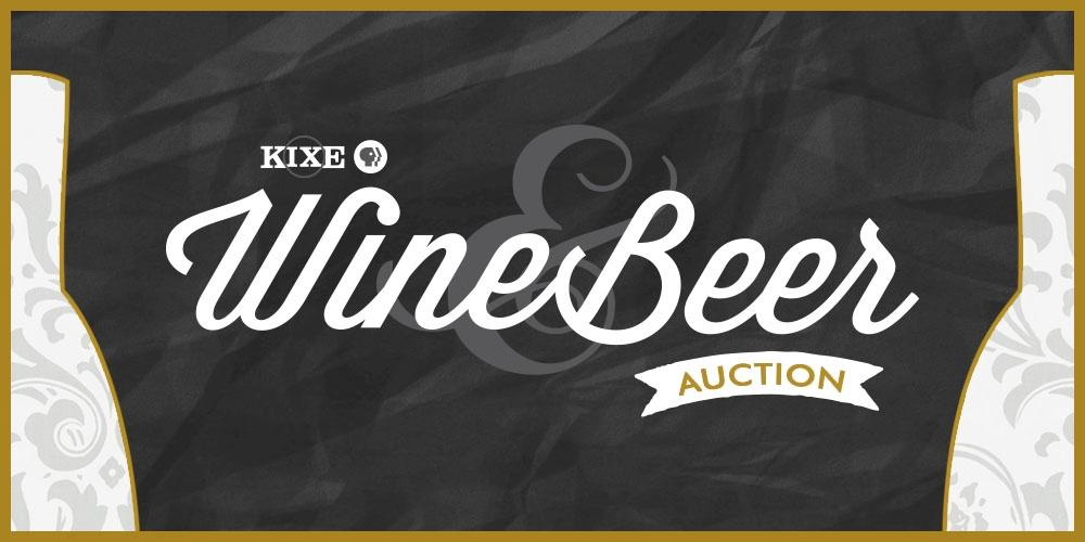 Wine & Beer Auction