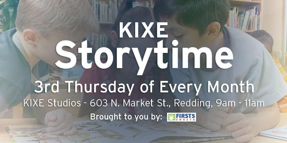 KIXE Story Time