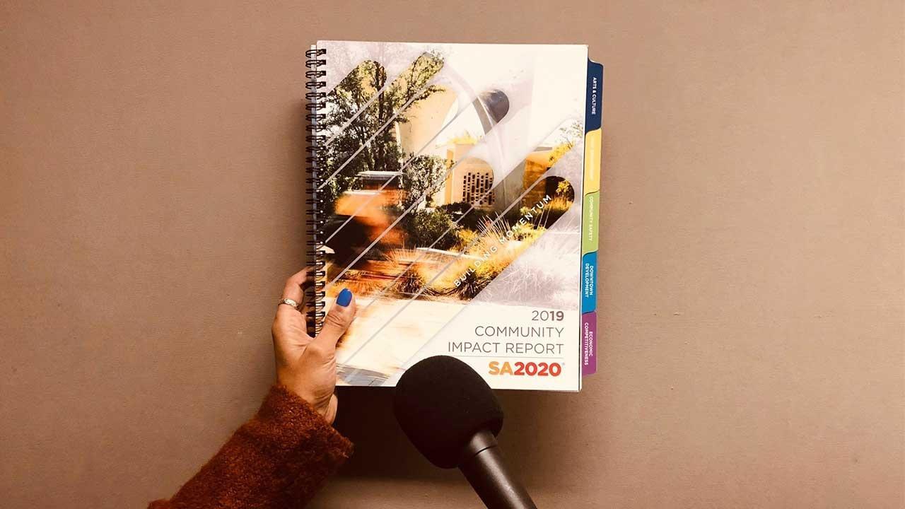 SA2020 Community Impact Report