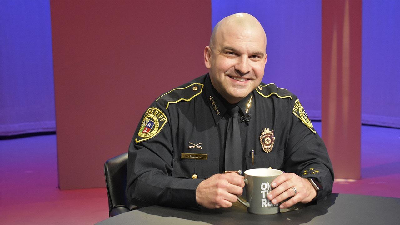 Sheriff Javier Salazar