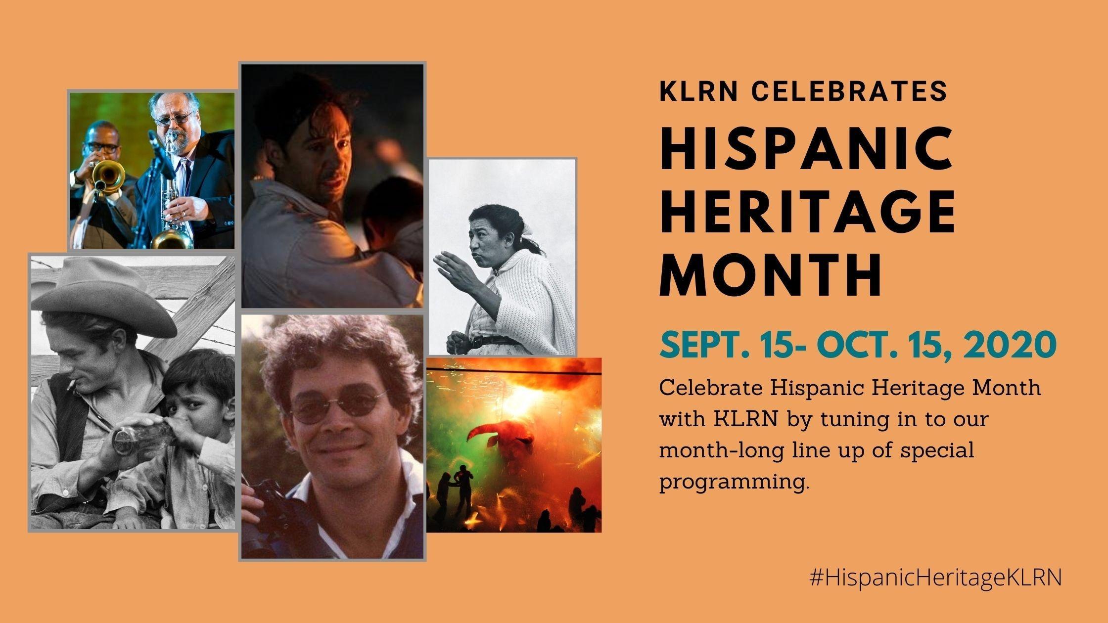 KLRN Hispanic Heritage Month
