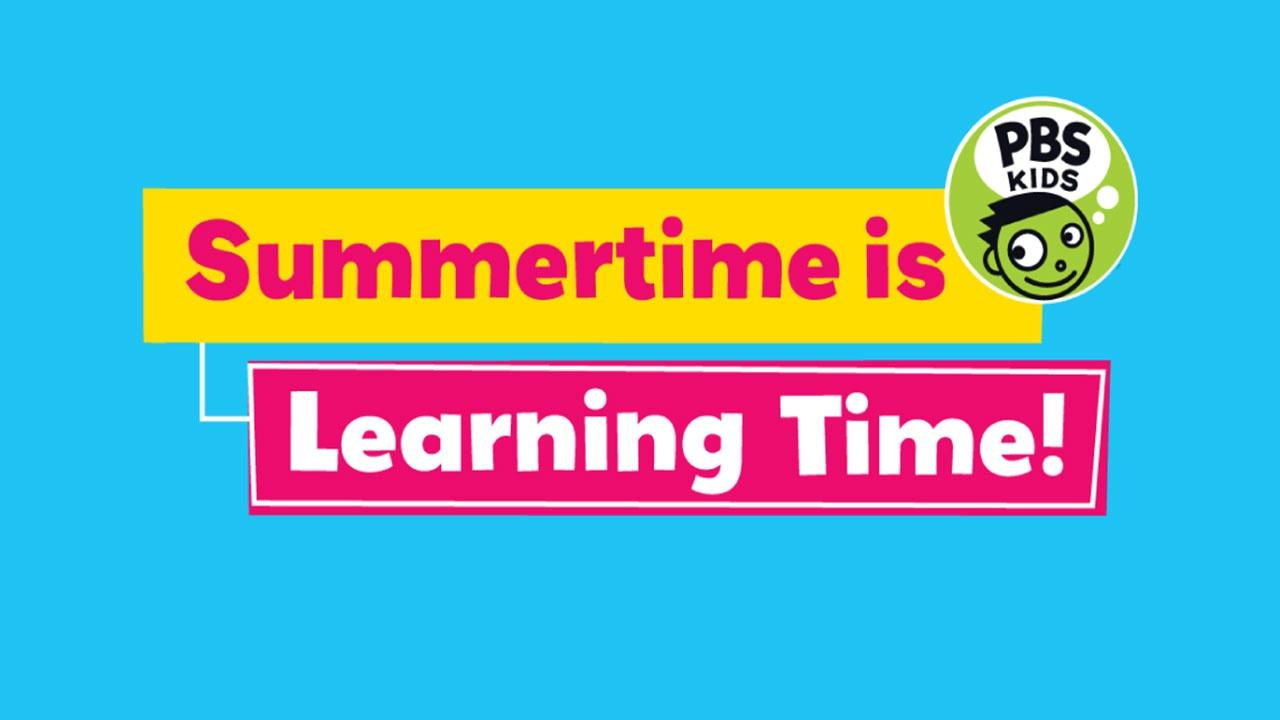 PBS Summertime is Learning Time