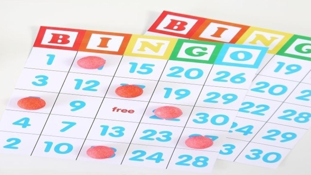 January Learn Along Bingo