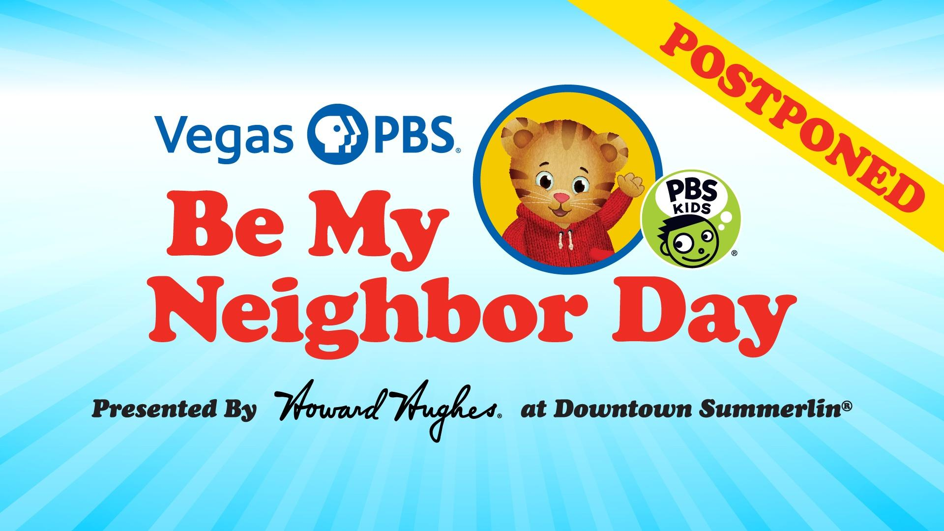 Daniel Tiger Be My Neighbor Day