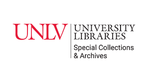 UNLV Libraries   Special Collections & Archives