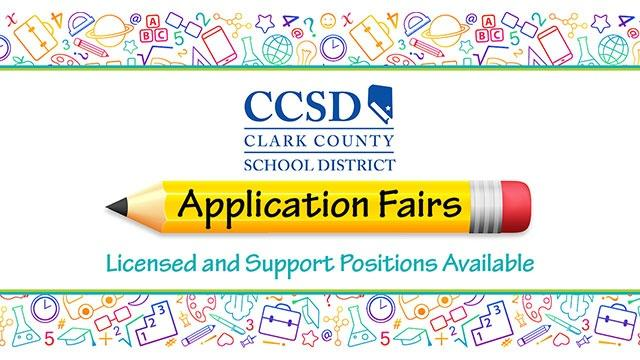 CCSD Application Fairs