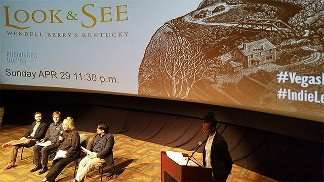 Look & See: Wendell Berry's Kentucky