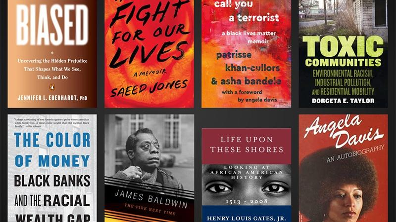 What to read, listen to and watch to learn about institutional racism