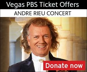 Vegas PBS Ticket Offers