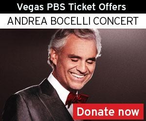 Vegas PBS | Be Part of More - Donate Now