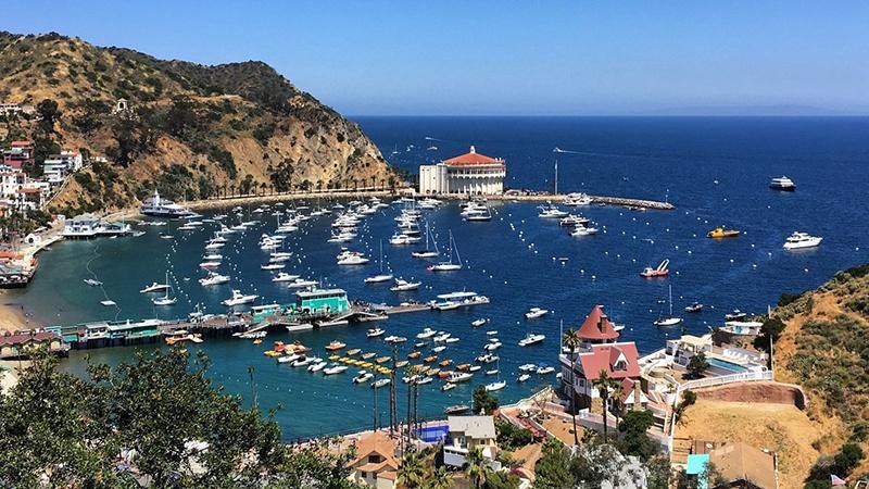 CATALINA ISLAND OVERNIGHT TRIP