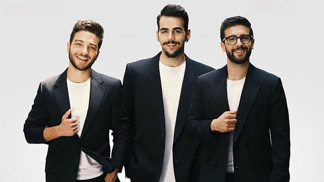 Vegas PBS Ticket Offers   Il Volo Concert