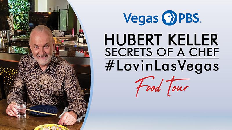 Hubert Keller: Secrets of a Chef #LovinLasVegas Food Tour book