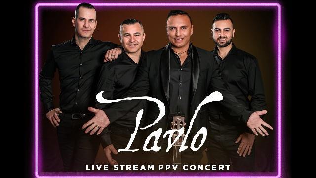 Pavlo Virtual Concert