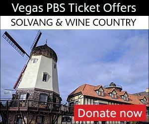 Vegas PBS Ticket Offers - Pavlo Concert