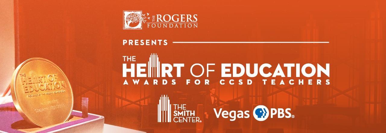 The Heart of Education Awards for CCSD Teachers 2021