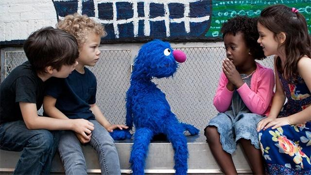 Coming Together: Talking to Children About Race and Identity