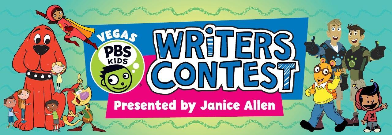 VEGAS PBS KIDS Writers Contest
