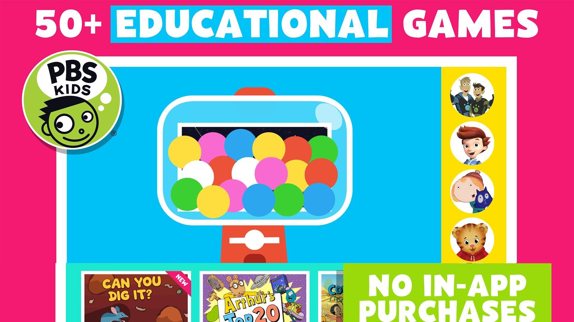 PBS KIDS Games App