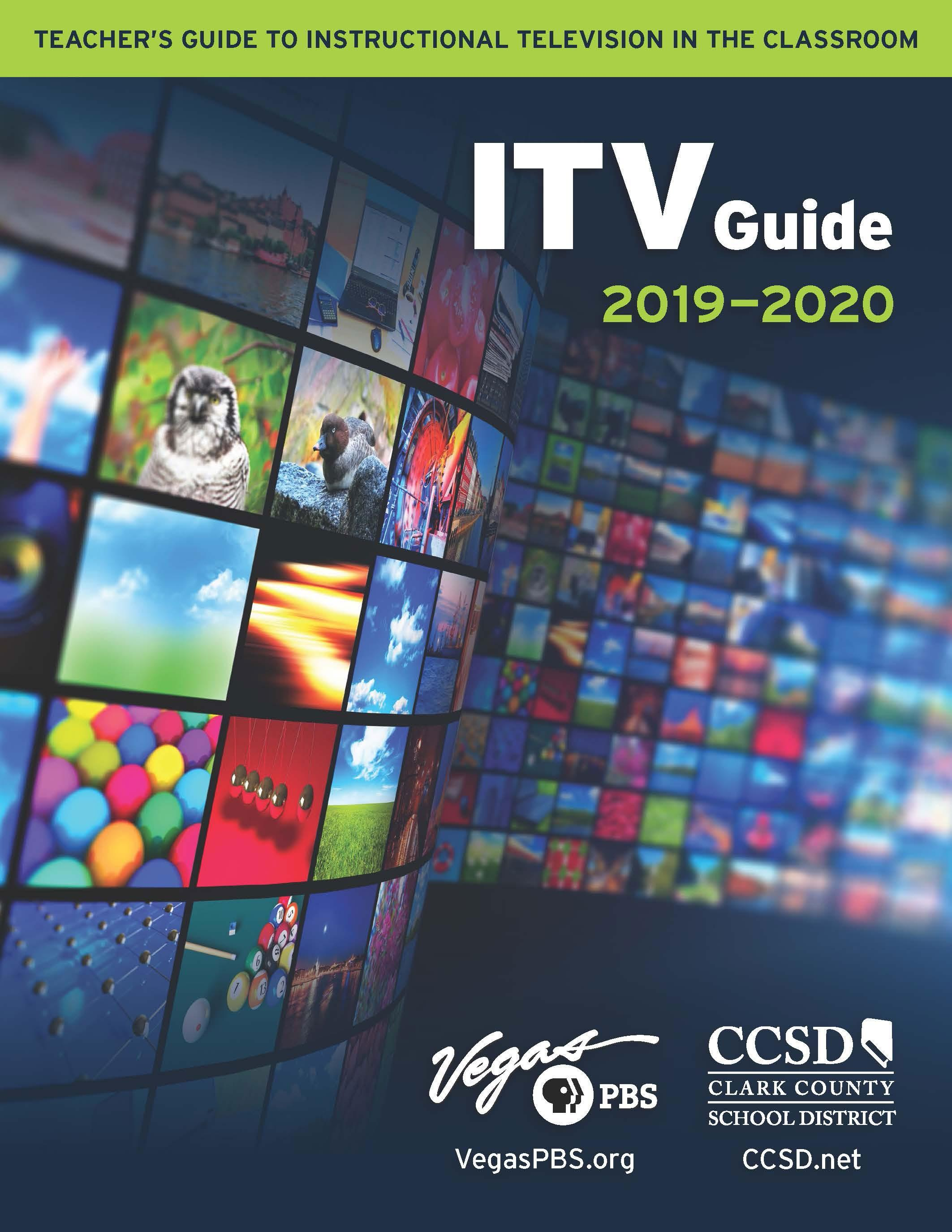 TEACHER'S GUIDE TO INSTRUCTIONAL TELEVISION IN THE CLASSROOM