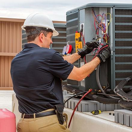 HVACR-Heating, Ventilation, Air Conditioning & Refrigeration