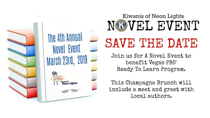 The 4th Annual Novel Event & Champagne Brunch