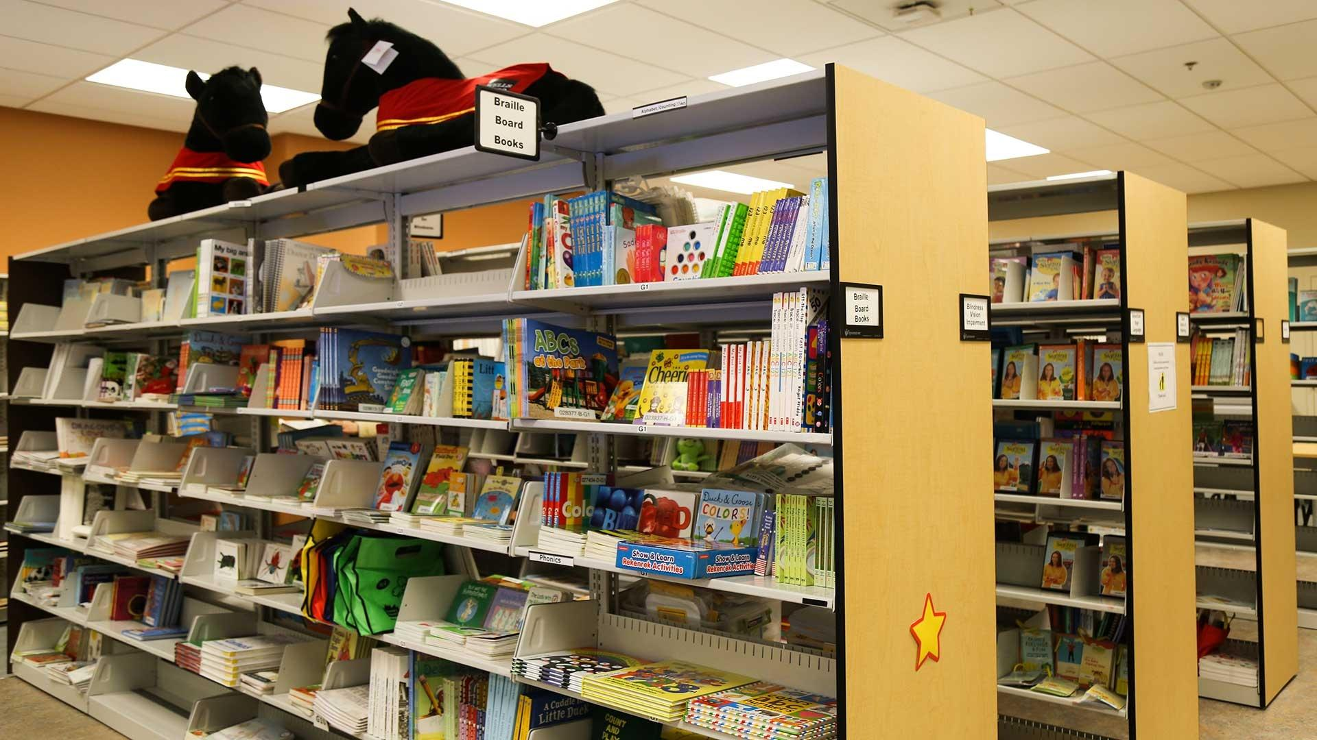 SPECIAL NEEDS RESOURCE LIBRARY