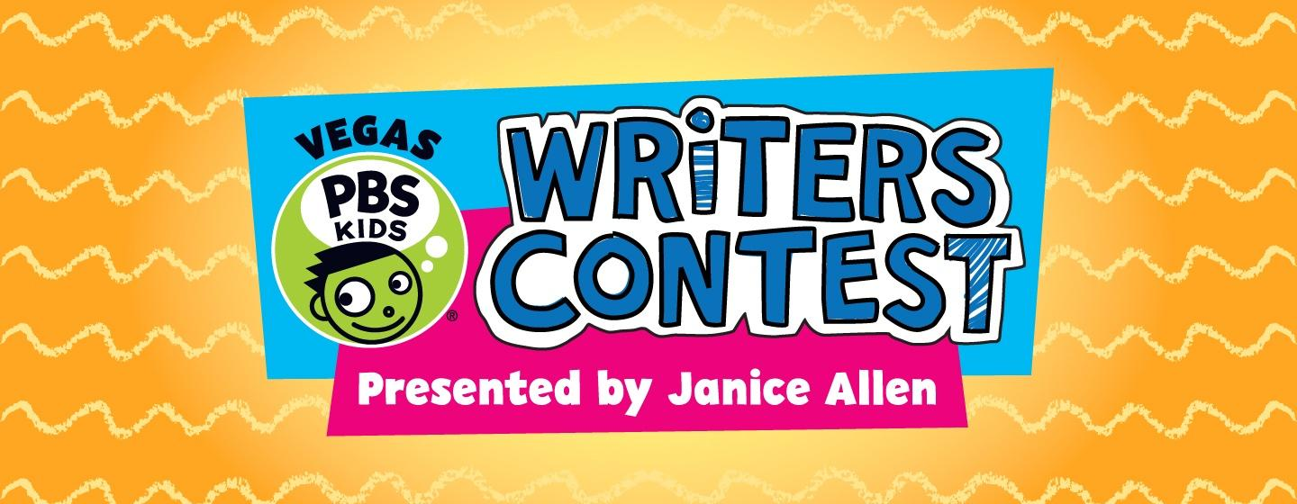 PBS KIDS Writers Contest Presented by Janice Allen
