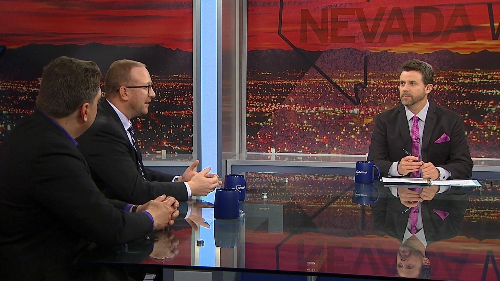 Nevada Week #139 - Reinventing Libraries in the Digital Age