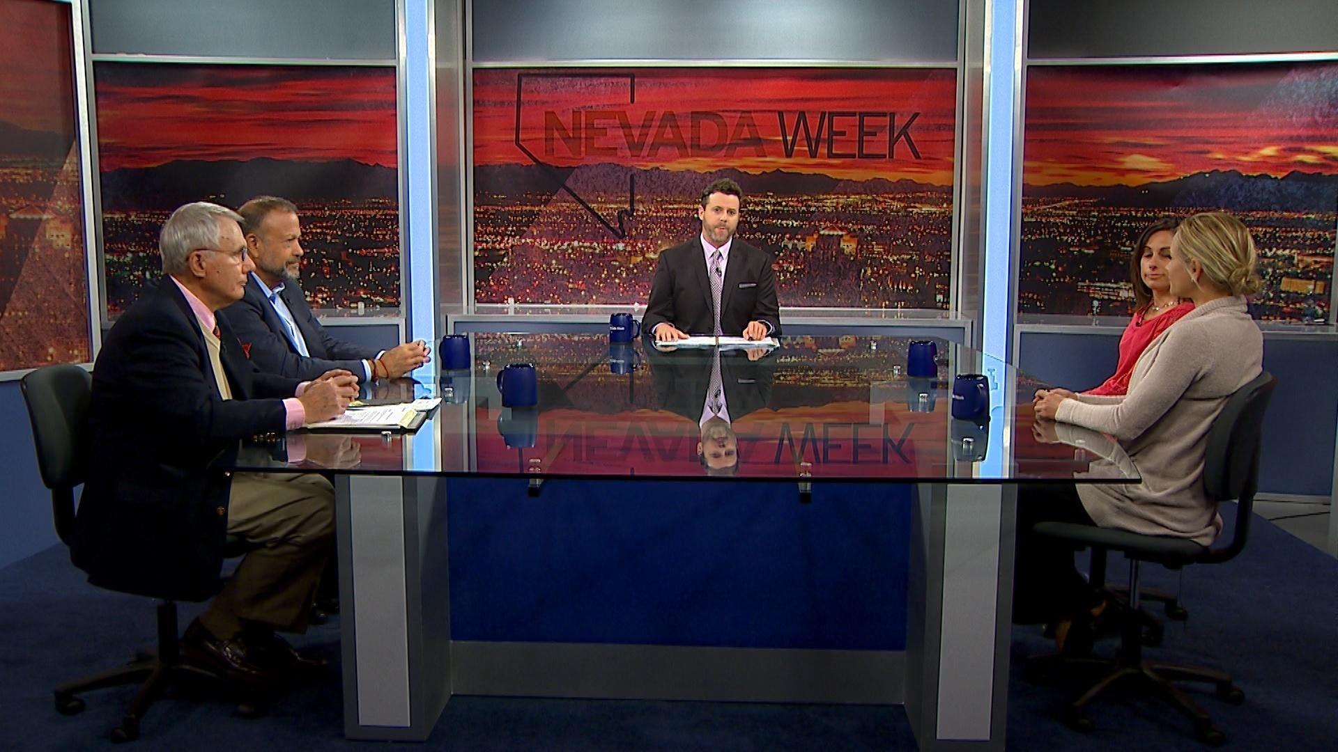 Nevada Week Chronic Pain and Opioids: Double Crisis #142