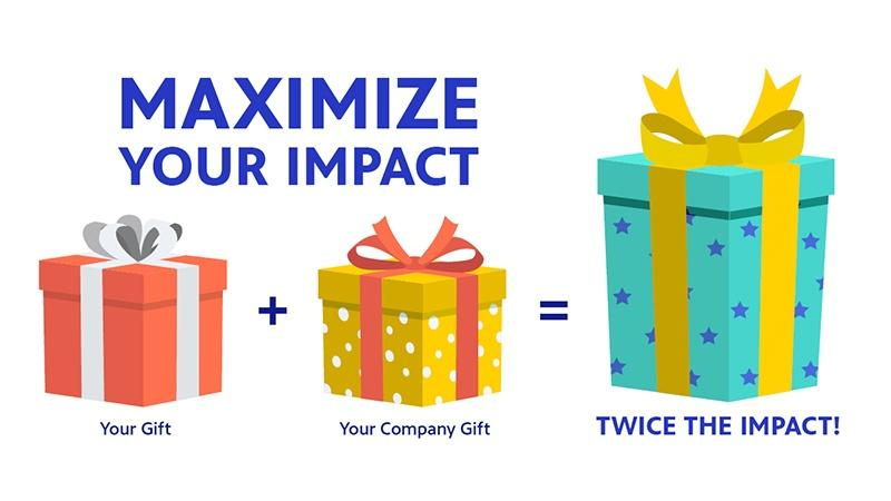 Matching Gift | Maximize Your Impact