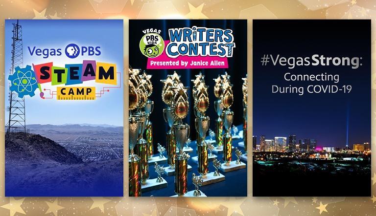 Vegas PBS wins three Emmys.