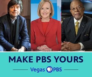 Make Vegas PBS Yours