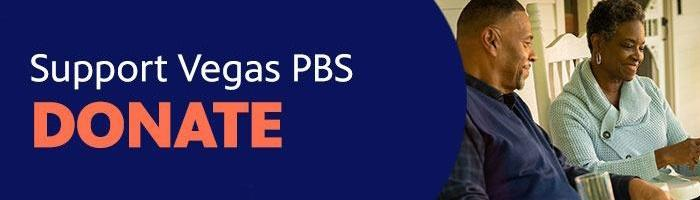 Support Vegas PBS | Donate