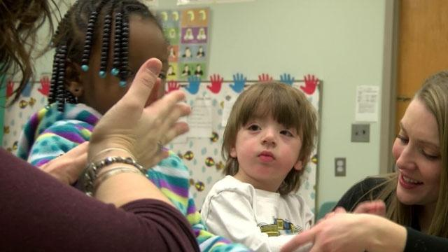 Autism in Young Children | Move to Include