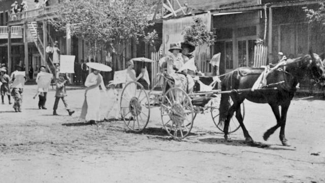MAKERS: Women in Nevada History