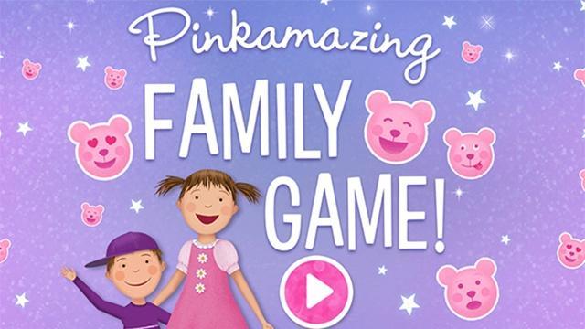 Play: Pinkamazing Family Game