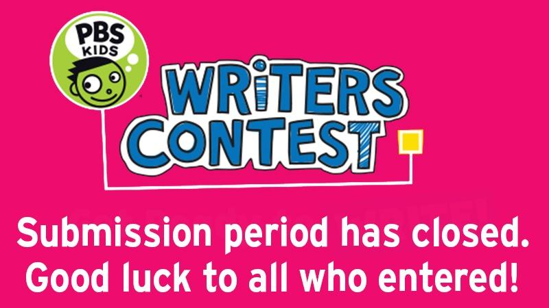 Logo for KMOS Writers Contest - linked to details