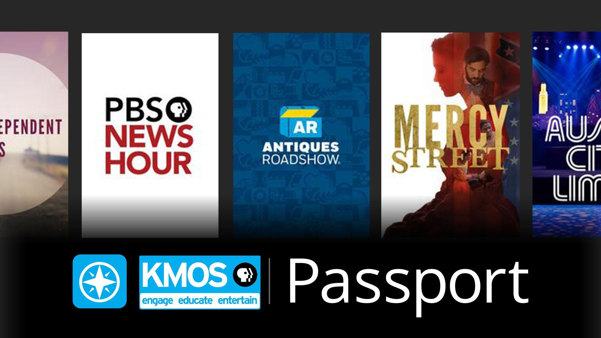 Become a PBS Passport Member and stream instantly!