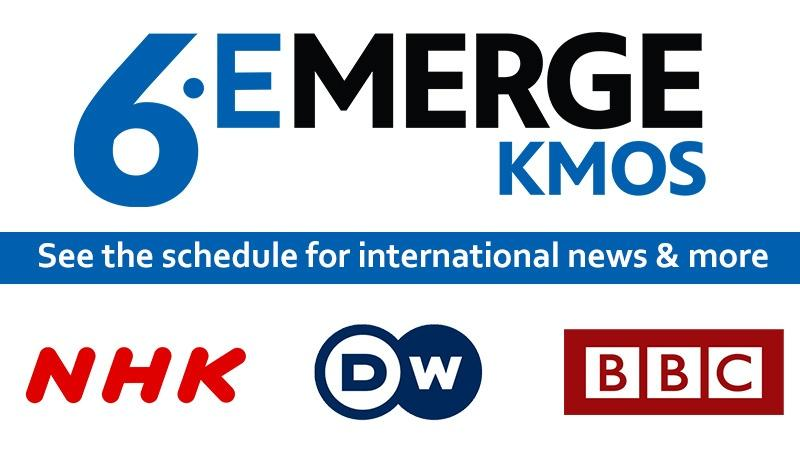 Link to KMOS Schedule for News and More