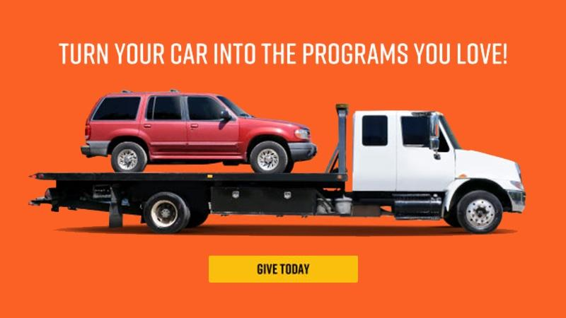 Link to Car Donation Site